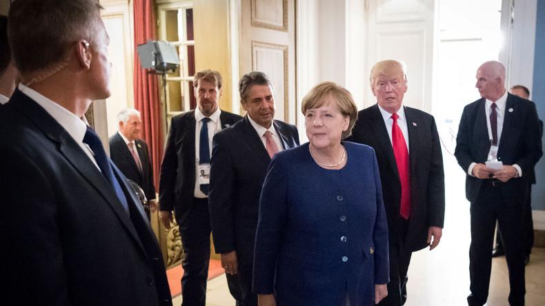 Außenminister Gabriel: Wer Rücktritt von Scholz verlangt, muss auch Rücktritt von Merkel fordern