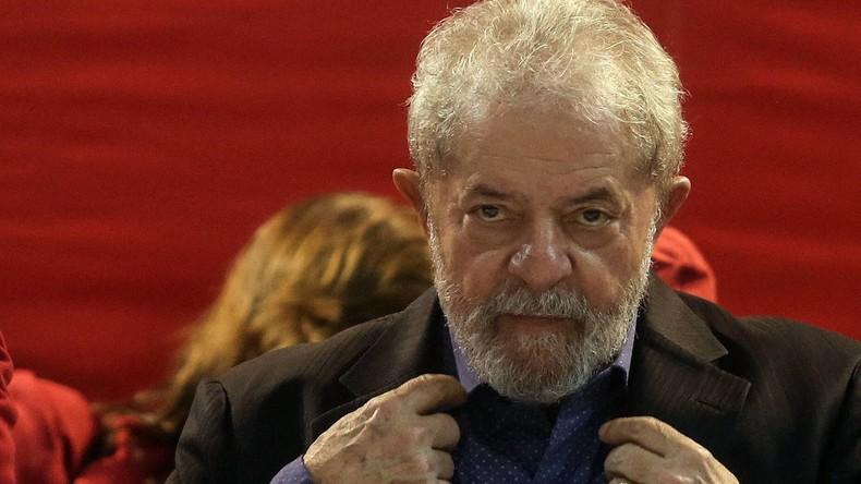Brasiliens Ex-Staatschef Lula zu neun Jahren Haft verurteilt