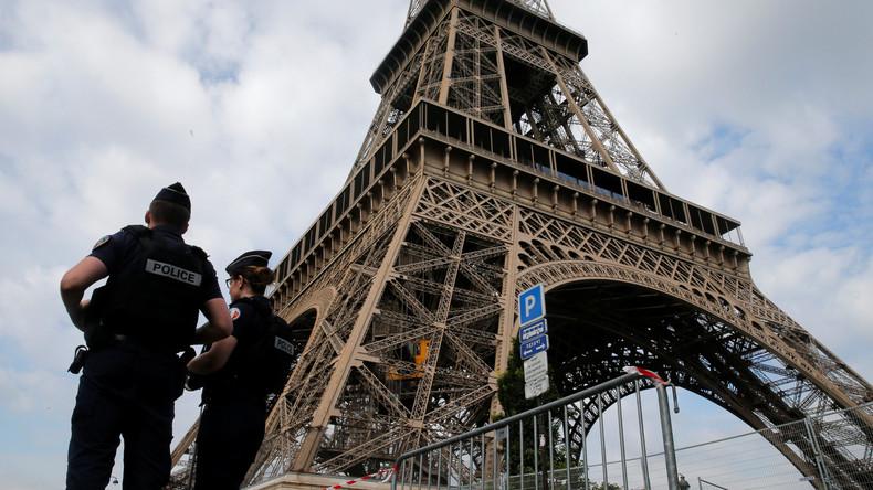 Eiffelturm wird wegen Donald Trumps Besuch geschlossen