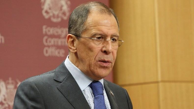 """LIVE: Lawrow hält Rede bei Veranstaltung """"Russland und die EU in einer sich wandelnden Welt"""""""