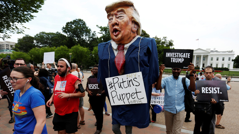 Viel Lärm um nichts: Die neue mediale Russland-Affäre des US-Präsidenten