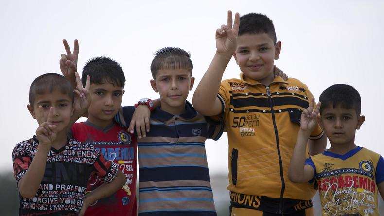 UNICEF öffnet rund 500 Schulen in Mossul