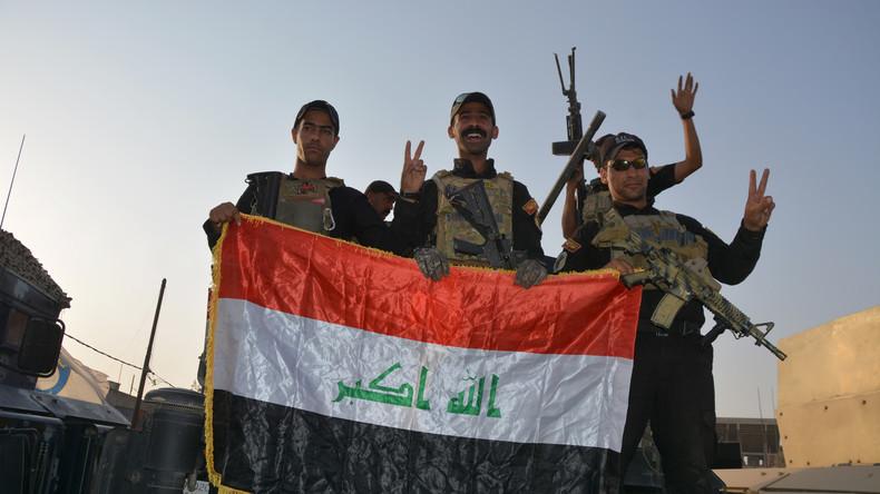 Nach dem Sieg in Mossul: Warnung vor einem IS 2.0