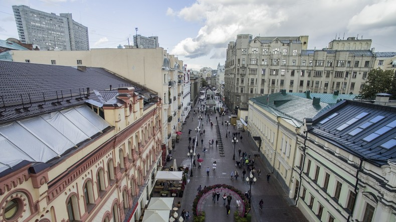 Bettler verbrennt in seiner Fünfzimmerwohnung in Moskauer Stadtmitte