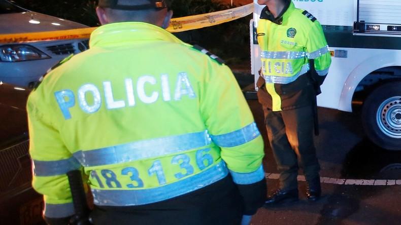 Polizei fasst Guerilla-Kommandeur in Kolumbien
