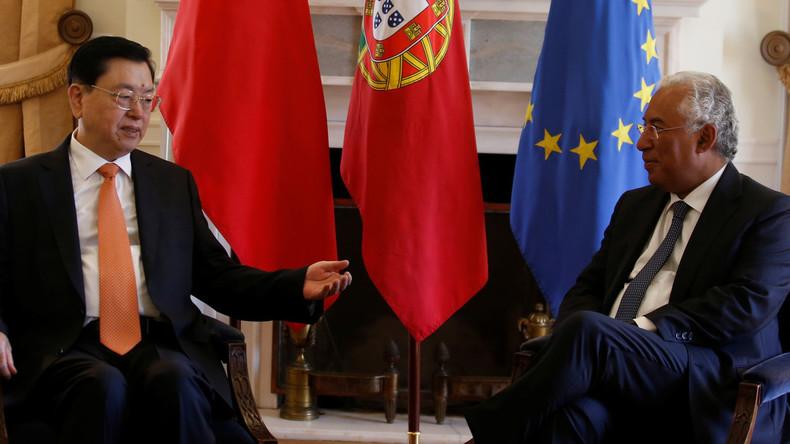 """China und Portugal verstärken Zusammenarbeit im Rahmen der """"Neuen Seidenstraße""""-Initiative"""