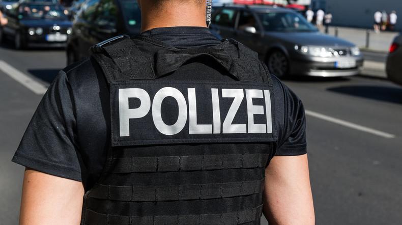 Polizeieinsatz in Ludwigshafen nach Drohung gegen Polizisten und Ärzte