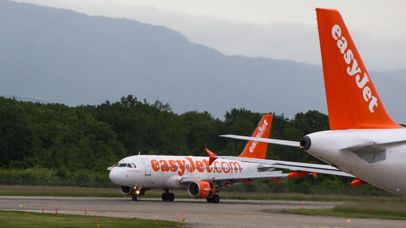 Billigairline easyJet gründet neue Fluggesellschaft wegen Brexit