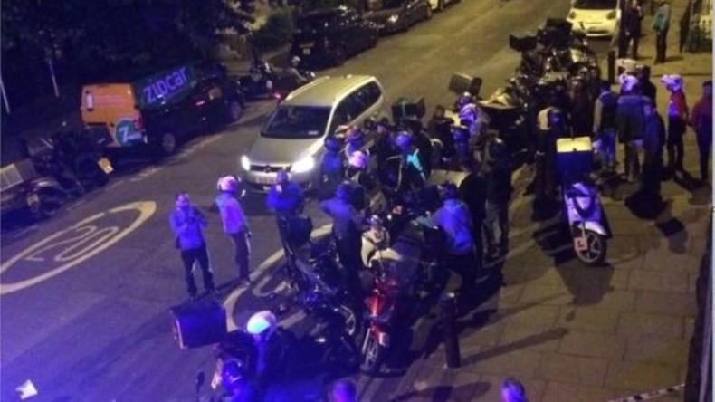 Fünf Säure-Attacken in einer Stunde in London – Teenager festgenommen [Video]