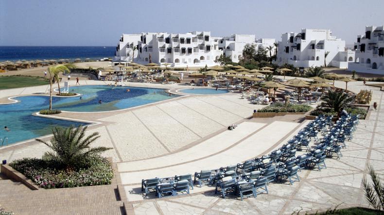 Zwei Tote bei Messerangriff im ägyptischen Hurghada