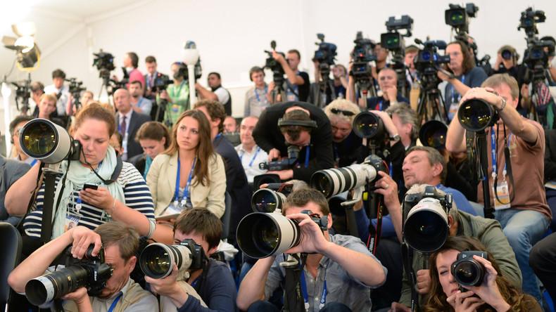 """Verurteilte Linksextreme und mutmaßlicher """"Reichsbürger""""  unter ausgesperrten G20-Journalisten"""