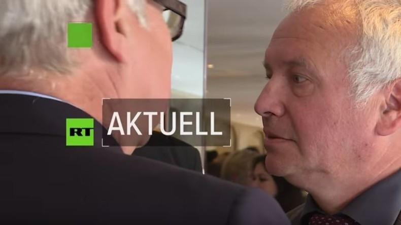Alexander Rahr zur Rede Lawrows in Berlin: Miteinander, nicht übereinander reden