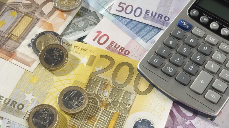 Private Geldvermögen in Deutschland auf Rekordniveau