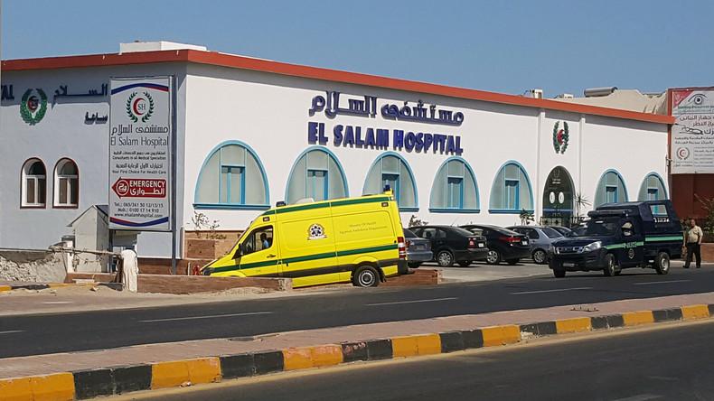 Auswärtiges Amt bestätigt Tod zweier Deutscher in Hurghada
