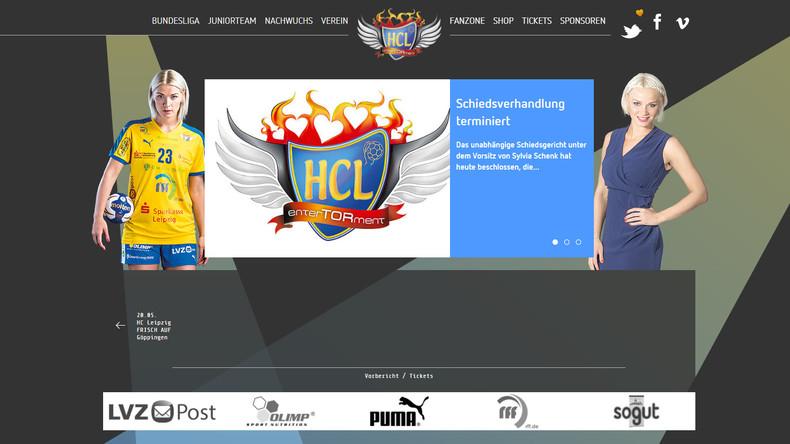 HC Leipzig meldet Insolvenz an