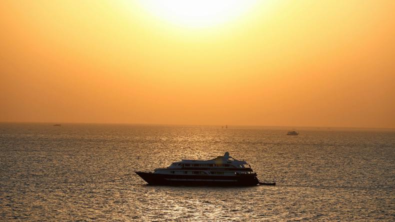 Ägyptische Behörden schließen Strand in Hurghada nach Messerattacke