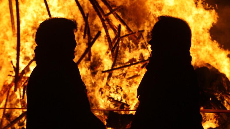 Mindestens 22 Menschen sterben bei Wohnhausbrand in China