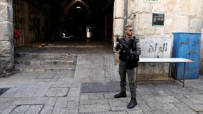 Israelische Sicherheitskräfte töten palästinensischen Attentäter