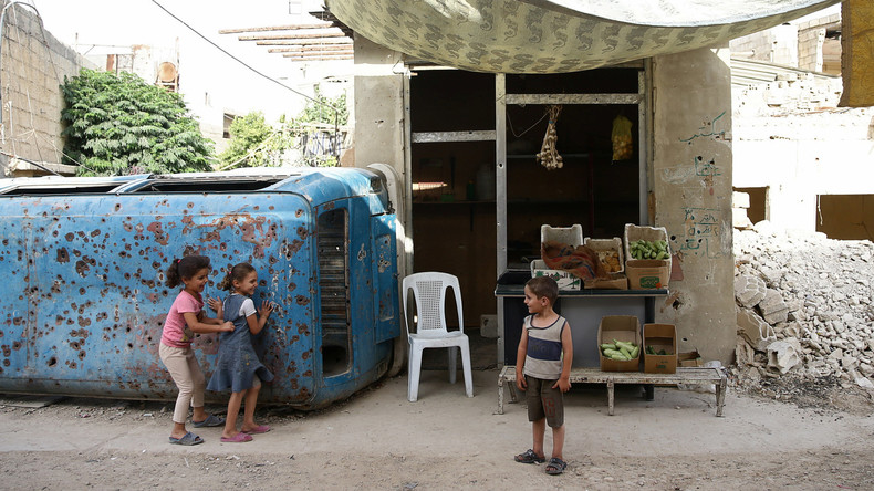 Am Waffenstillstand in Syrien beteiligen sich schon 2022 Ortschaften