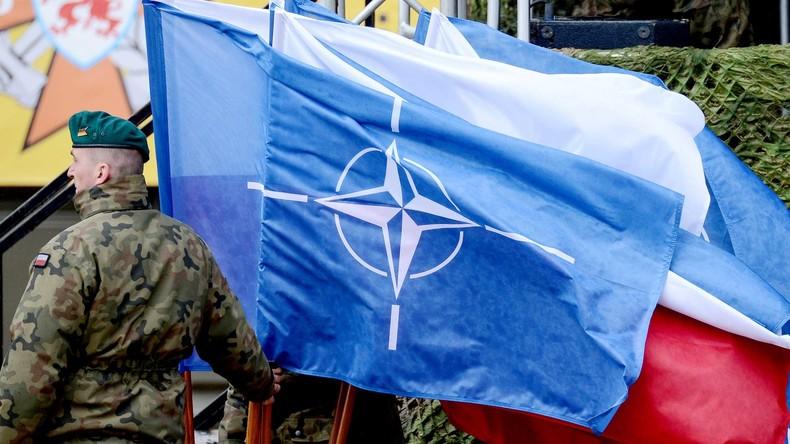Brigadegeneral a.D. Klaus Wittmann zu RT: NATO Präsenz im Baltikum und Polen ist absolut berechtigt