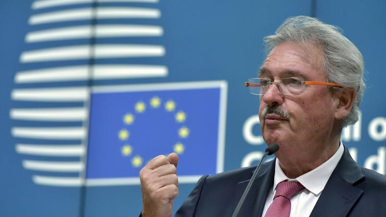 Luxemburgs Außenminister wirft EU-Chefs Versagen in Flüchtlingspolitik vor