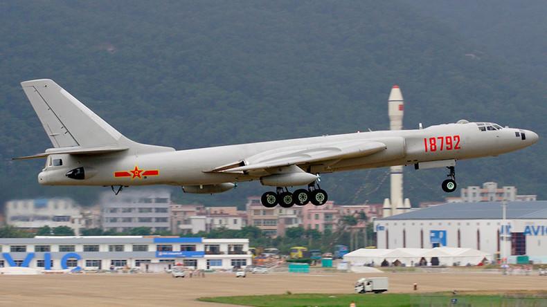 """China zu Japan nach Luftwaffen-Übungen über West-Pazifik: """"Gewöhnt euch dran"""""""