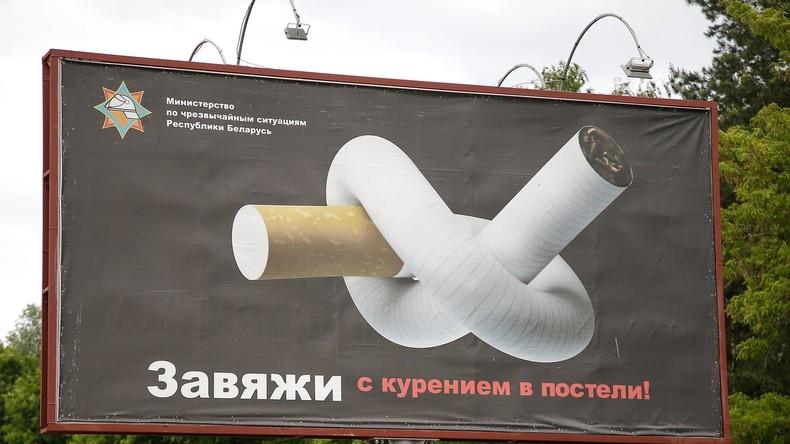 Minsk: Akku einer E–Zigarette explodiert in Handtasche