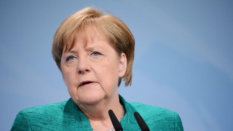 Merkel pocht auf Besuchsrecht für türkischen Nato-Stützpunkt Konya