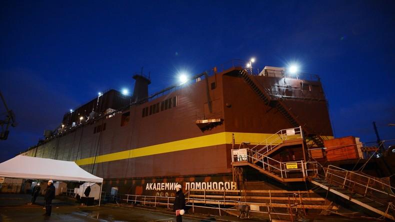 Ausländische Diplomaten bestätigen Sicherheit von russischen Atomanlagen