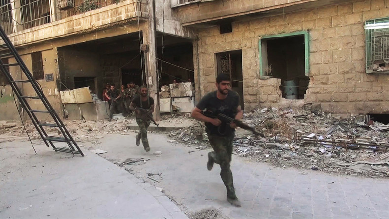 Syrien: 10.000 Terroristen bereit, an Seite der Regierungsarmee zu kämpfen