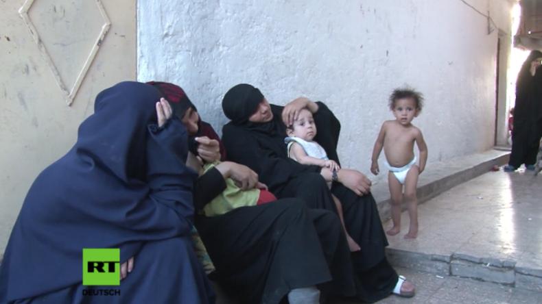 """Ehefrauen von IS-Kämpfern packen aus: Der IS ist kein """"Religionsstaat"""" - es ist purer Satanismus"""