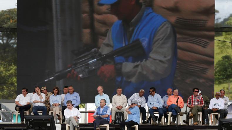Prinzip Hoffnung: UNO will Kolumbiens unsicheren Friedensprozess weiter unterstützen
