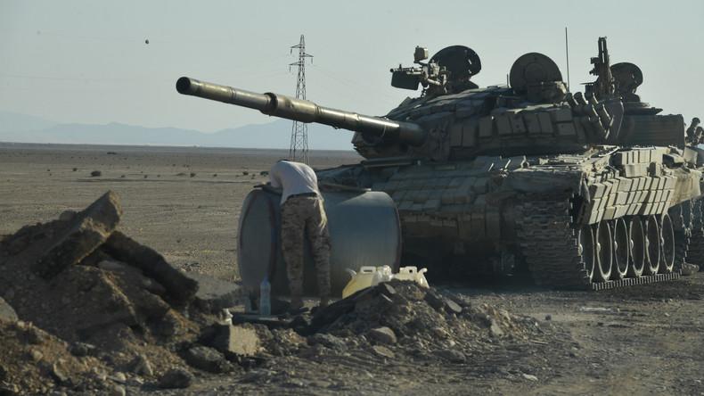Russischer Botschafter zur Situation in Syrien: Bewältigung der islamistischen Aggression möglich