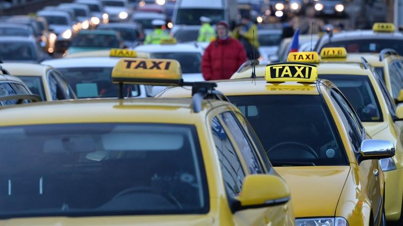 Taxifahrer in Prag kassiert 250 Euro für 14-Kilometer-Fahrt