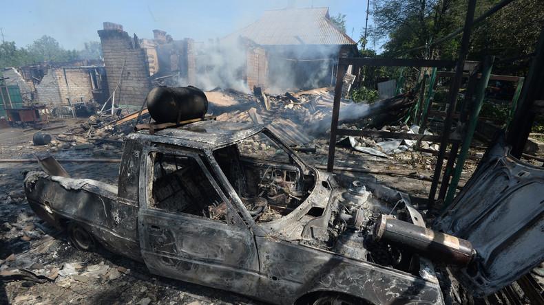 Russische Ermittler starten neue Untersuchungen zu Kriegsverbrechen des Ukraine-Militärs im Donbass