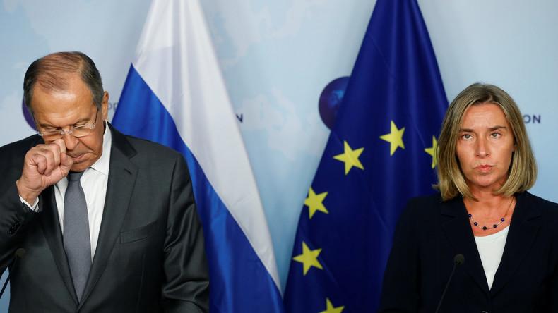 Mutmaßliche Chemiewaffeneinsätze: EU verhängt neue Sanktionen gegen Syrien