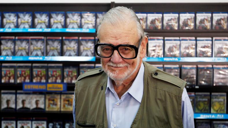 Schöpfer des Zombie-Genres George Romero ist tot