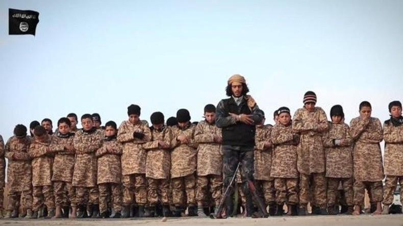 """Kinder des """"Islamischen Staates"""": Was passiert mit den jüngsten Opfern der Terrormiliz?"""