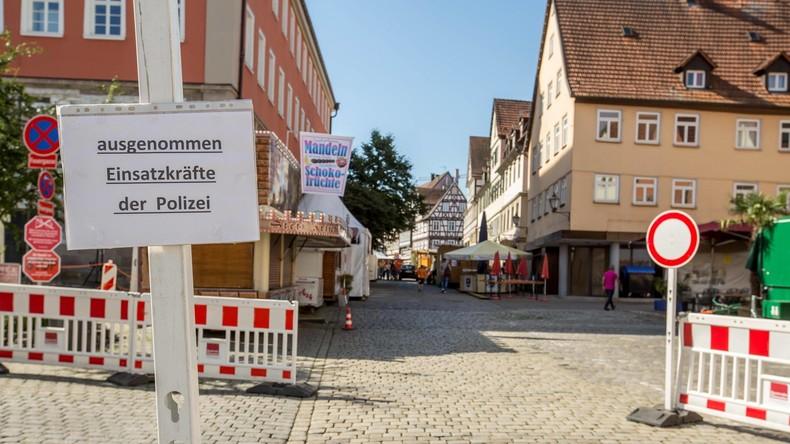 Nach sexuellen Übergriffen und Randalen: Mehr Polizeikräfte für Schorndorfer Stadtfest