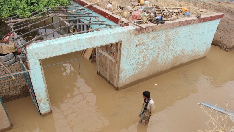 Überschwemmungen in Afghanistan fordern mindestens 17 Menschenleben