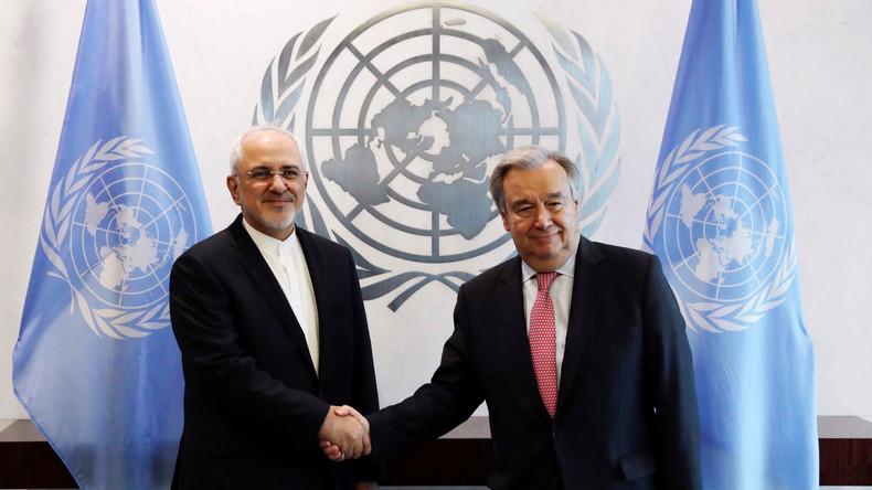 Eingeständnis Washingtons: Iran erfüllt Atomdeal