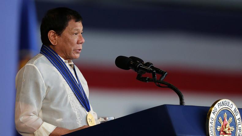 Kriegsrecht auf Philippinen soll verlängert werden
