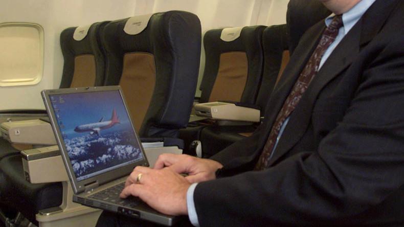 US-Laptop-Verbot in Flugzeugen komplett aufgehoben