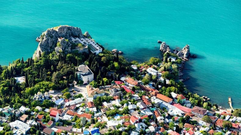 Krim: Ukraine lässt Touristen nicht auf Halbinsel einreisen