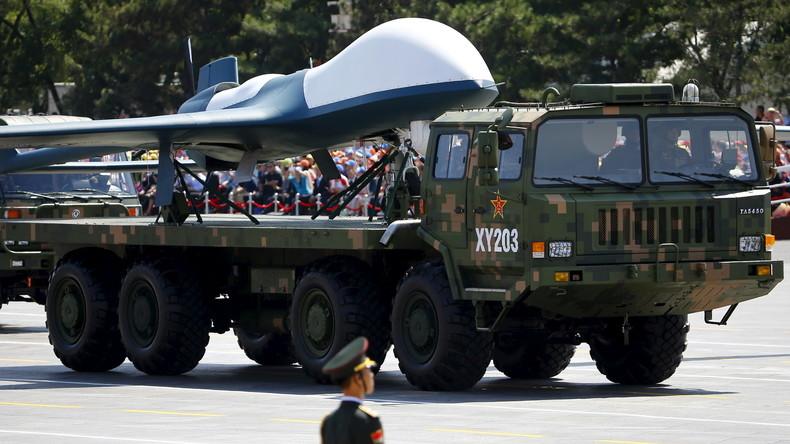"""Doch kein """"Buy American"""": US-Alliierte kaufen ihre Drohnen lieber von China"""