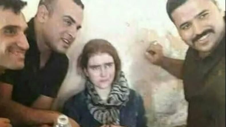 IS mit 16-jähriger Scharfschützin? Irakische Armee fasst fünf deutsche Frauen in Mossul