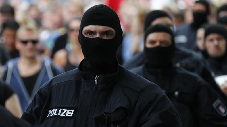 Bundespolizei durchsucht 28 Objekte der Reichsbürgerbewegung in Bayern und Rheinland-Pfalz