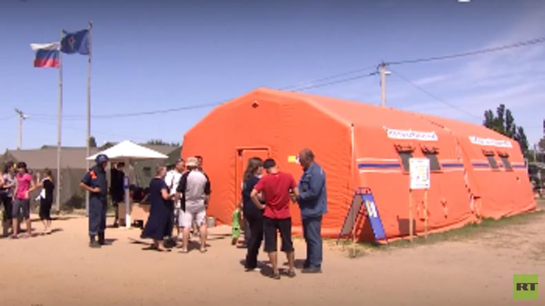 Russland: Programm für kostenlose Krankenversicherung für alle Flüchtlinge aus der Ukraine