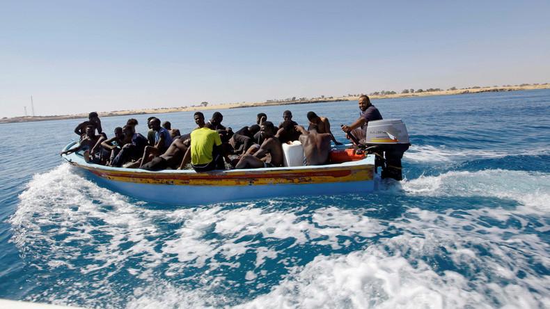 EU verbietet Export von Schlauchbooten und Außenbordmotoren nach Libyen