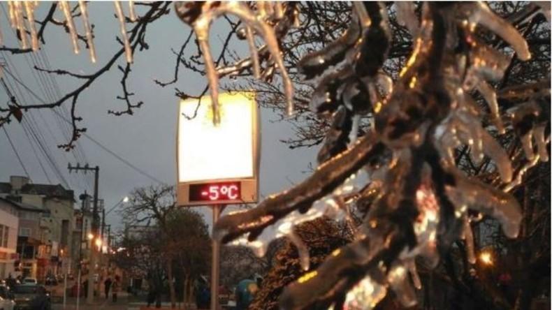 Brasilien bibbert - Fünf Kältetote in Argentinien